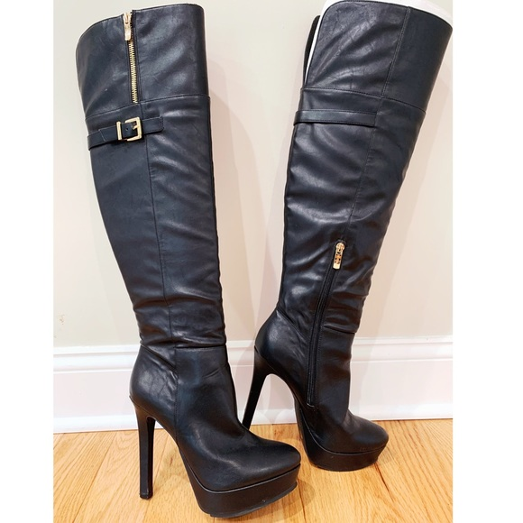 BCBGeneration Shoes - BCBG Women's High-Knee Boots